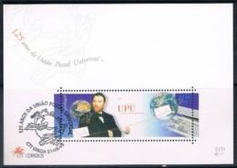 Portugal, 1999, # Bl. 221, Used - 1910-... República