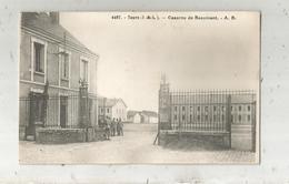 Cp, Militaria ,  Caserne De BEAUMONT ,37 ,  TOURS ,  Ed. Boucher , N° 4487 ,vierge - Caserme