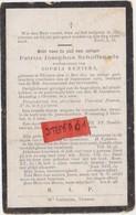 Tienen, Tirlemont, Tirlemont, DoodsprentjePetrus Josephus Schoffeniels, 1906! - Obituary Notices