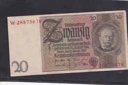 Banknote 20  Mark, 1923 - 20 Mark