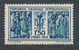 CX-57: FRANCE:  Lot Avec N°274** (adh Au Verso) - Unused Stamps