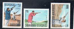 JORDAN 1972 ** - Jordanien