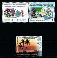 Bangladesh Nº 759/61 Nuevo - Bangladesh