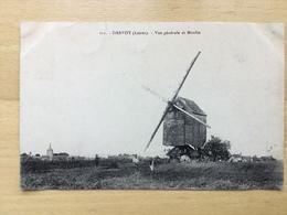 CPA DARVOY LOIRET MOULIN - Autres Communes