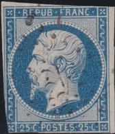 France  .   Yvert    .    10        .   O    .    Oblitéré   .   /   .    Cancelled - 1852 Louis-Napoleon
