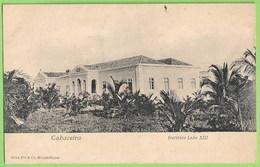 Cabaceira - Instituto Leão XIII - Moçambique - Portugal - Mozambique