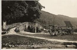 Vresse-sur-Semois - Pont St. Lambert Avec Charette - Pas Circulé - Real Photo P.I.A.- SUPER - Vresse-sur-Semois