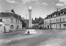 EGLETONS - Carrefour Grafouillère - Route Tulle-Ussel - Photo Michel, Marcillac-la-Croisille - Egletons