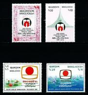 Bangladesh Nº 297/8-298A/B Nuevo - Bangladesh