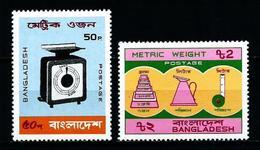 Bangladesh Nº 178/9 Nuevo - Bangladesh