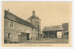 91 -Janvry -       Ferme De Fresneau - Other Municipalities