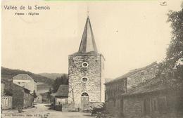 Vresse-sur-Semois - Eglise Et Environs - Circulé 1905 - Dos Simple - Nels Série 40 N° 289  - SUPER - Vresse-sur-Semois
