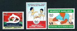 Bangladesh Nº 151-168/9 Nuevo - Bangladesh