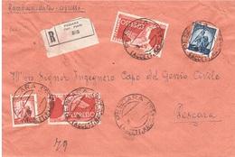 RACCOMANDATA ESPRESSO - 6. 1946-.. Repubblica
