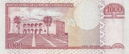 DOMINICAN REPUBLIC P. 173b 1000 P 2003 UNC - Dominicana
