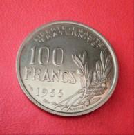 100  FRANCS  1955   COCHET  N° 109 - France
