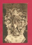 C.P.  Fromiée  = La Statue Et La Relique De Sainte  Adèle - Gerpinnes