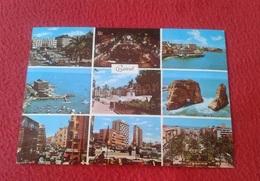 POSTAL POST CARD LIBANO BEIRUT BEYROUTH LEBANON DIVERSAS VISTAS VER FOTO/S Y DESCRIPCIÓN. CARTE POSTALE IDEAL COLECCIÓN - Líbano