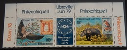 """TCHAD YT PA 223 A NEUF(**) AVEC BDF """"EXPOSITION PHILATÉLIQUE PHILEXAFRIQUE II """"ANNÉE 1978 - Chad (1960-...)"""