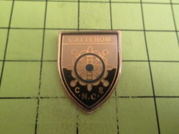 1315b Pin's Pins / Beau Et Rare : THEME SPORTS / CNCE Cercle Nautique Du Centre Europe CATTENOM NATATION - Swimming