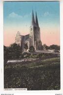 Fixe Allenstein Garnisonkirche Pologne Olsztyn Polska Feldpost Colmar Schnierlach Lapoutroie Cachet Militaire WW1 - Guerra 1914-18
