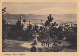 ASIAGO-VICENZA-PARCO REGINA-CARTOLINA VIAGGIATA 23-7-1936 - Vicenza