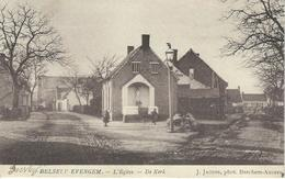 BELSELE - EVERGEM : L'Eglise - De Kerk - Cachet De La Poste 1906 - Evergem