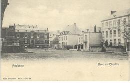 ANDENNE : Place Du Chapitre - Nels Série 9 N° 56 - Cachet De La Poste 1902 - Andenne
