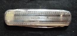 Couteau De Poche - 3 Lames - Knives