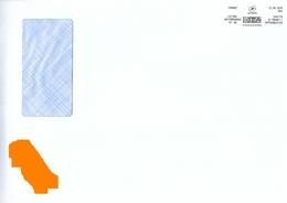 Affranchigo 48 Gr Lettre Recommandée R1 AR - Marcofilie (Brieven)