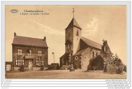 CHAMBORGNEAUX ..--   L' Eglise , La Grotte , La Cure . - Châtelet