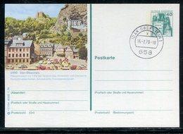Bundesrepublik Deutschland / 1978 / Bildpostkarte > IDAR-OBERSTEIN Mit Bildgleichem Stempel (18915) - [7] République Fédérale