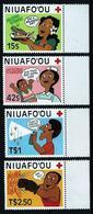 Tonga (Niuafo'ou) Nº 86/9 Nuevo - Tonga (1970-...)
