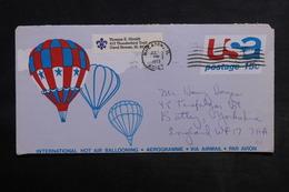 ETATS UNIS - Aérogramme Par Ballon En 1973 , à Voir - L 33875 - 1961-80