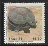 BRESIL -  N°1367  ** (1979) Tortues - Brazil