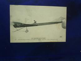 SORTIE DE VIRAGE DE HUBERT LATHAM SUR MONOPLAN ANTOINETTE ETAT CORRECT - Aviateurs
