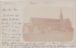 Bu - Carte Photo BEGROLLES (Maine Et Loire) - Chapelle De Bellefontaine - Altri Comuni