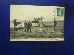 1914 CENTRE D'AVIATION MILITAIRE DE MAUBEUGE L'APPREIL LE GENERAL DE COEBORN - ....-1914: Précurseurs