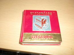 Mini Book Vallomasok Szegedrol 1974 - Other