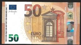 "New Issue! Greece  ""Y"" 50  EURO ! Draghi  Signature!! UNC  (from Bundle) ""Y"" Printer  N001B2 ! - EURO"