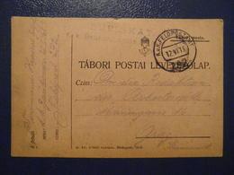 WW1 - FELDPOSTKARTE SOLDIER'S FREE MAIL FELDPOSTKORRESPONDENZKARTE FELDPOSTAMT 292 1914-1918 MILITARIA TABORI - 1850-1918 Empire