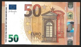 "New Issue! Greece  ""Y"" 50  EURO ! Draghi  Signature!! UNC  (from Bundle) ""Y"" Printer  N001B2 !! - EURO"