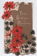 Carte De Voeux/A Happy Christmas To You/Marguerites/therres Gladness In Remembrance/TUCK & SONS/vers 1900-10   CVE152 - Decorative Items