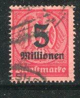 Deutsches Reich / 1923 / Dienstmarke Mi. 98 O (18926) - Service