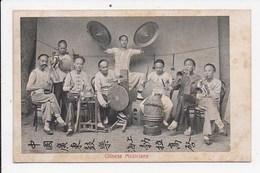 CPA CHINE Chinese Musicians - China