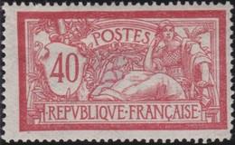 France  .   Yvert    .   119 (2 Scans)     .       **      .    Neuf SANS Charniere    .   /   .   MNH - Nuovi