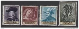 Spain 1962 - Mi 1322-1325 Used - 1931-Hoy: 2ª República - ... Juan Carlos I
