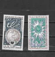 MAURITANIA Nº AE 67 AL 68 - 1967 – Montreal (Canada)