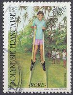 POLYNESIE Française - 1992 - Yvert 417 Usato. - Polinesia Francese