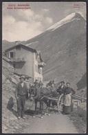 CPA  Suisse, ADELBODEN, Hotel Schwarenbach, Attelage De Cheval - 1908 - BE Berne